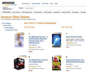 #7 at Amazon SMALL