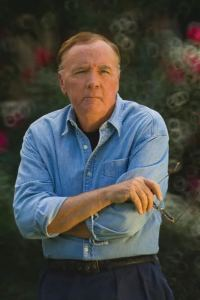 James Patterson  credit David Burnett
