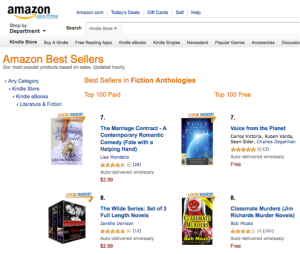 #7 at Amazon SMALL