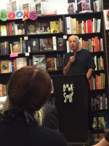 Alan Swyer at Book Soup